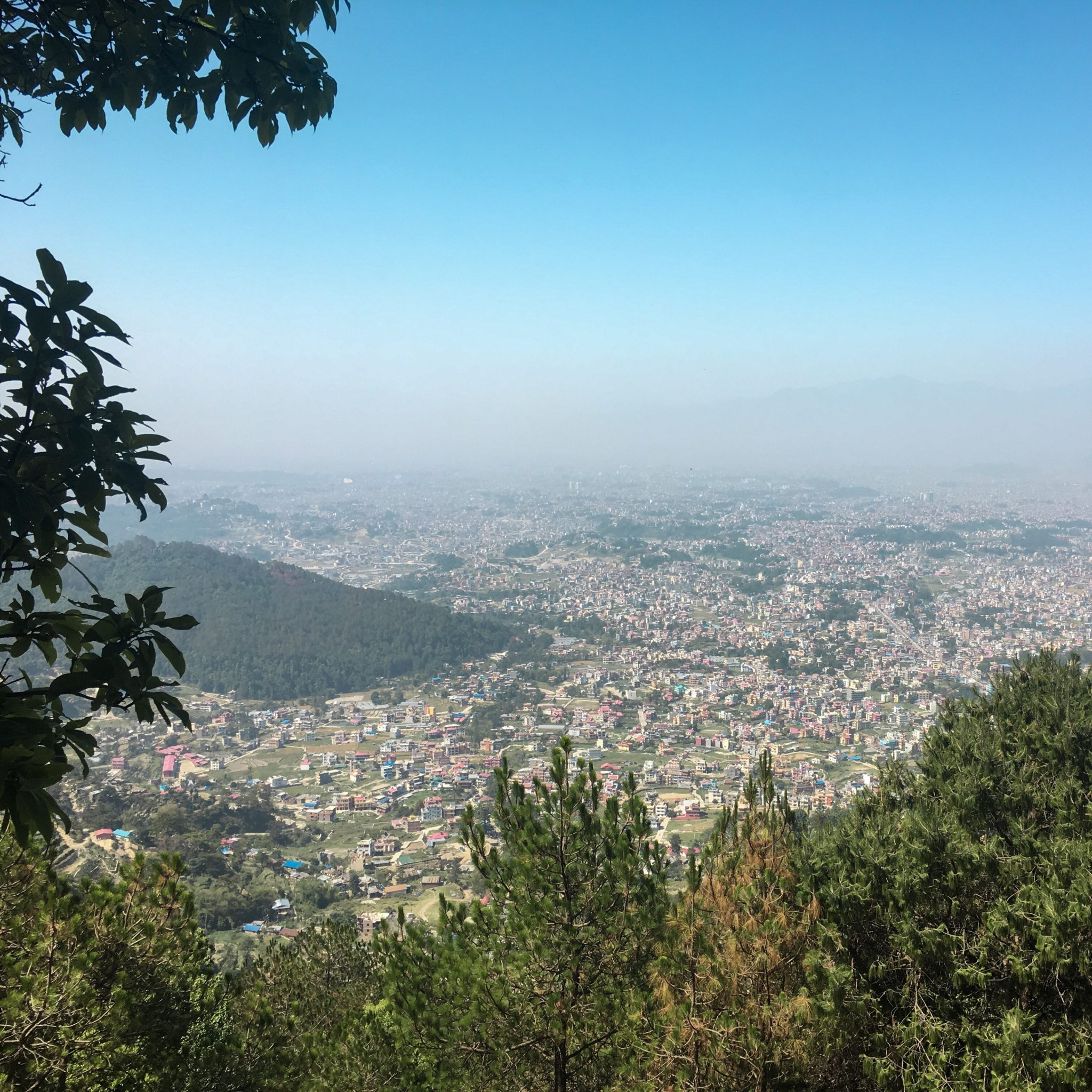 Paisagem Nepal