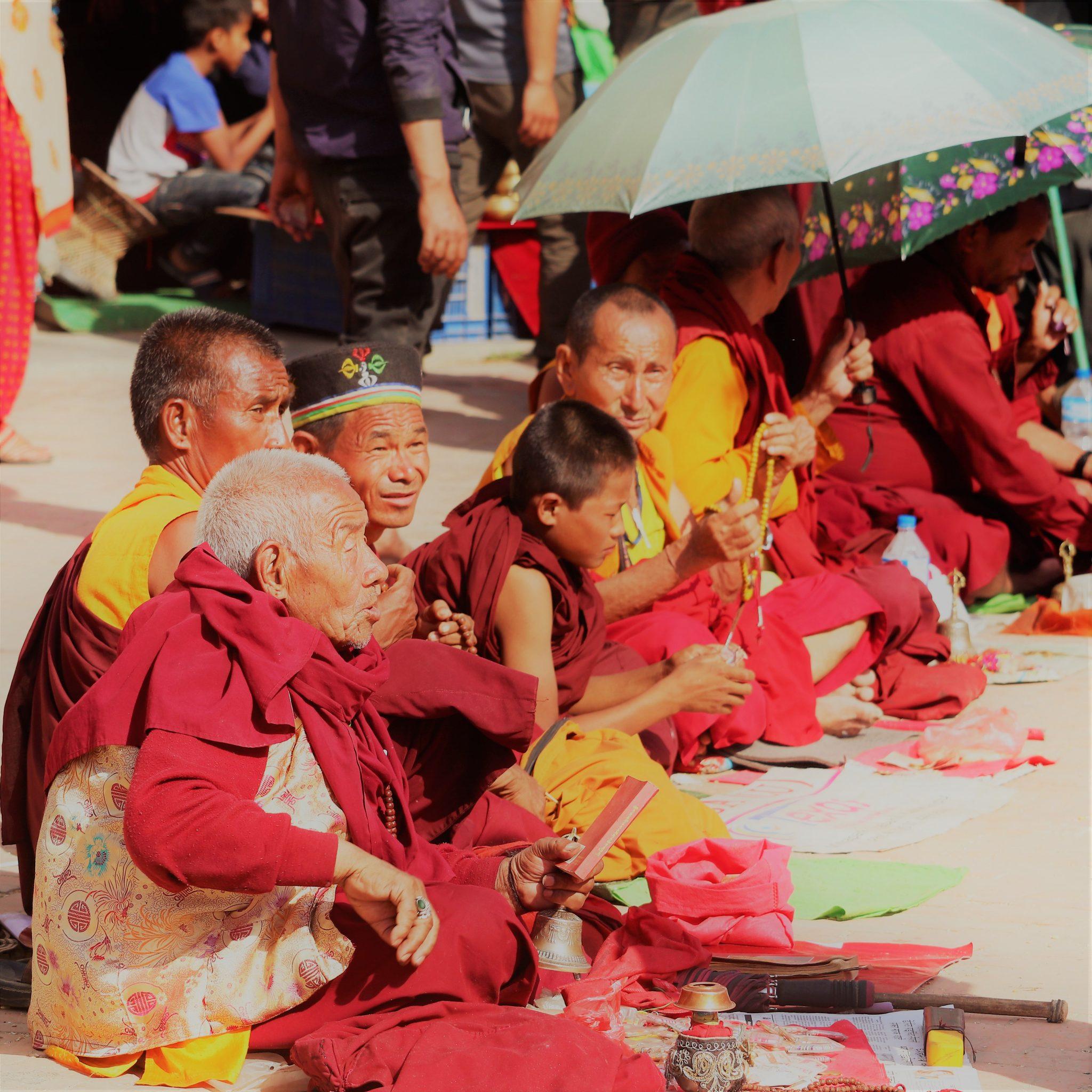 Stuppa Nepal