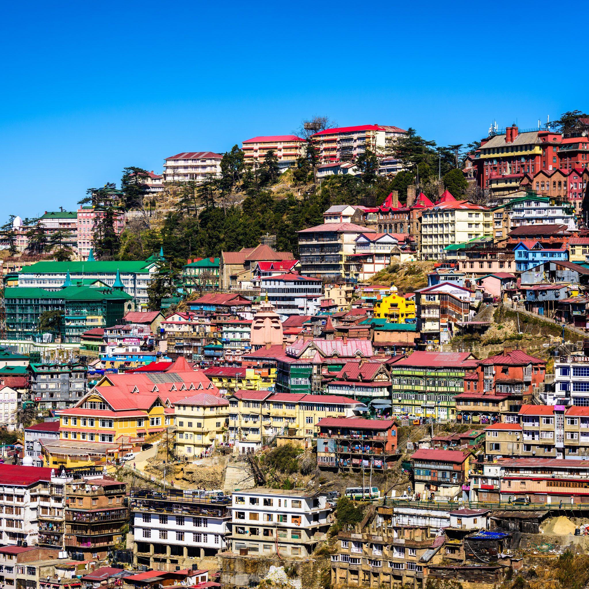 Shimla Himalaias Indianos