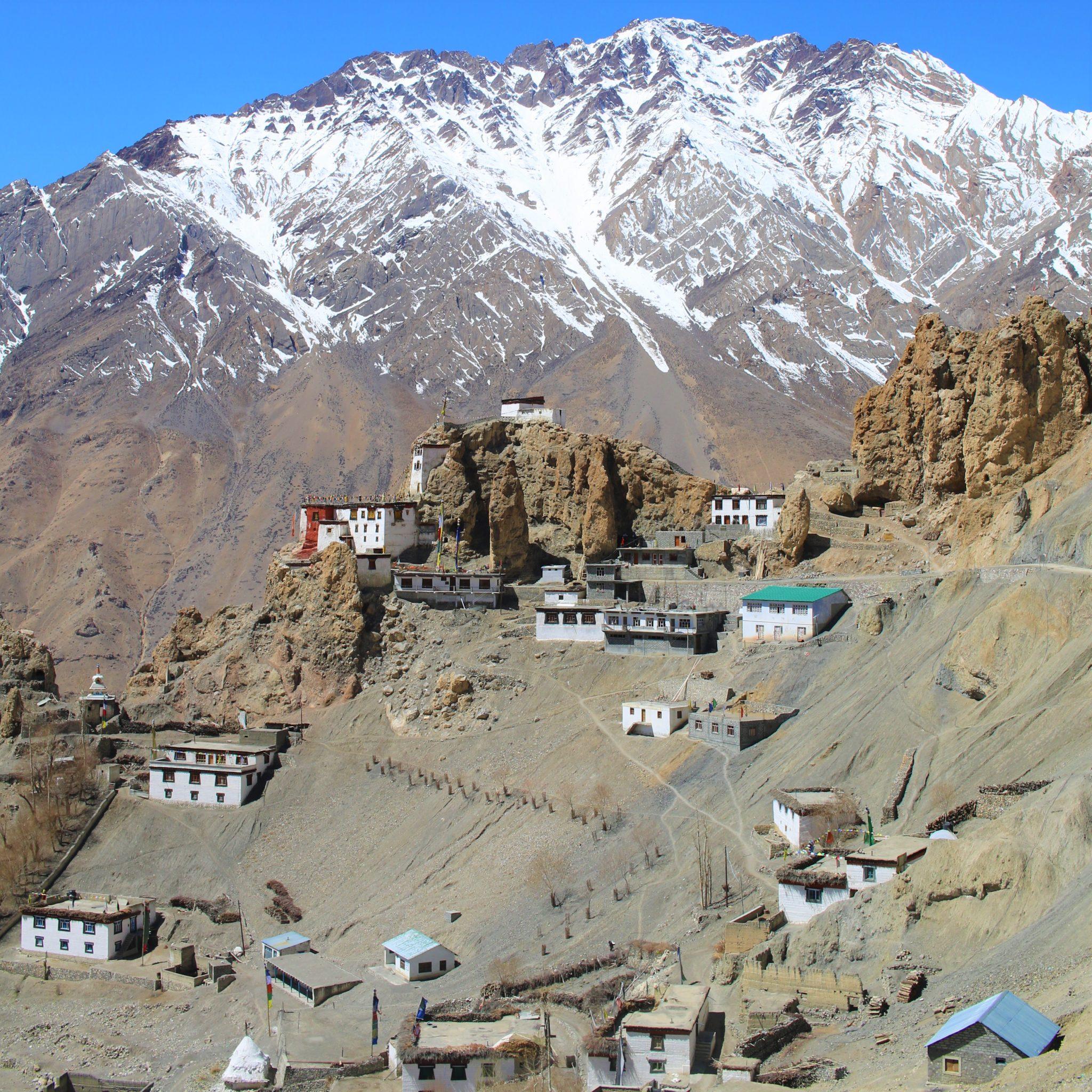 Viagem aos Himalaias Indianos