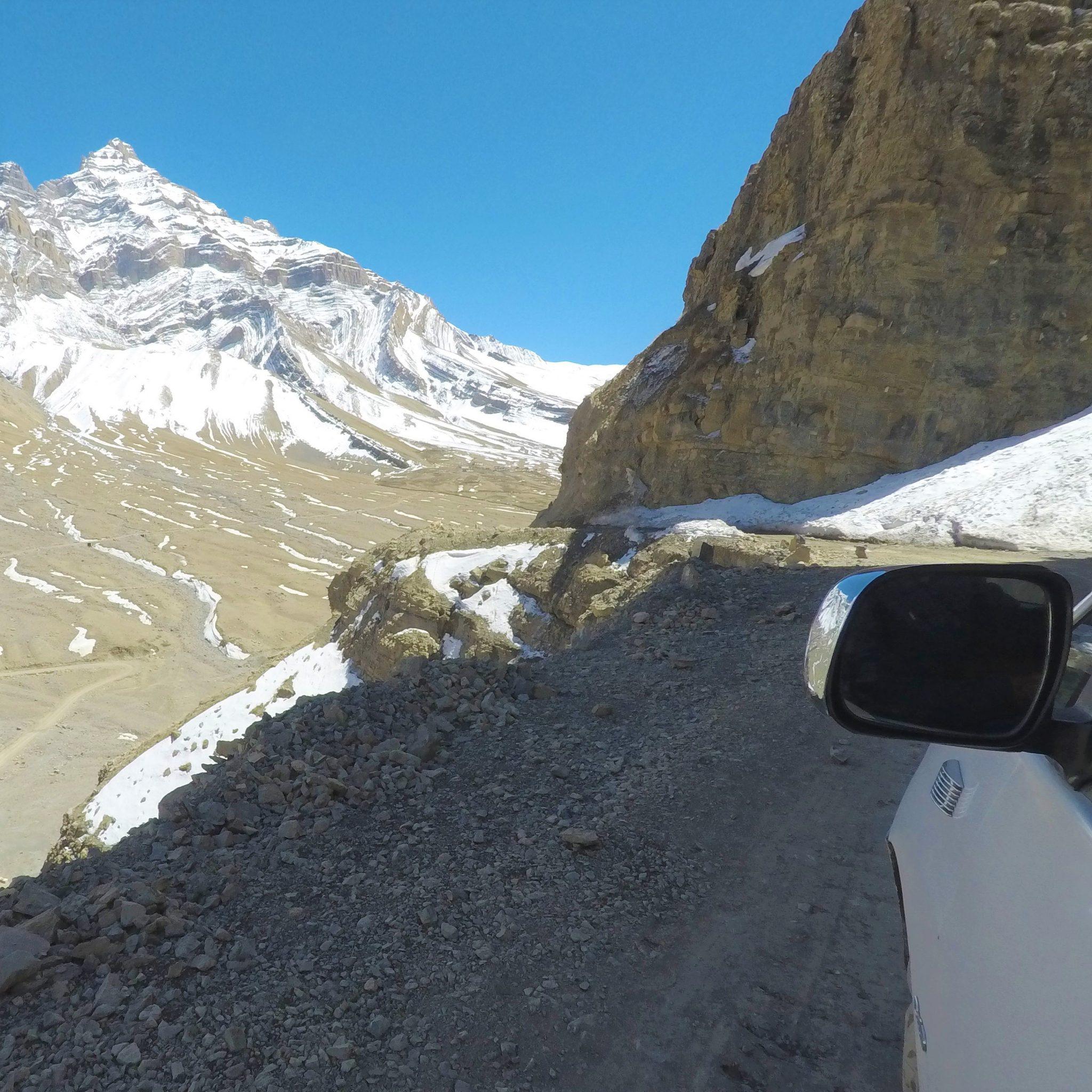 Estrada Himalaias Indianos