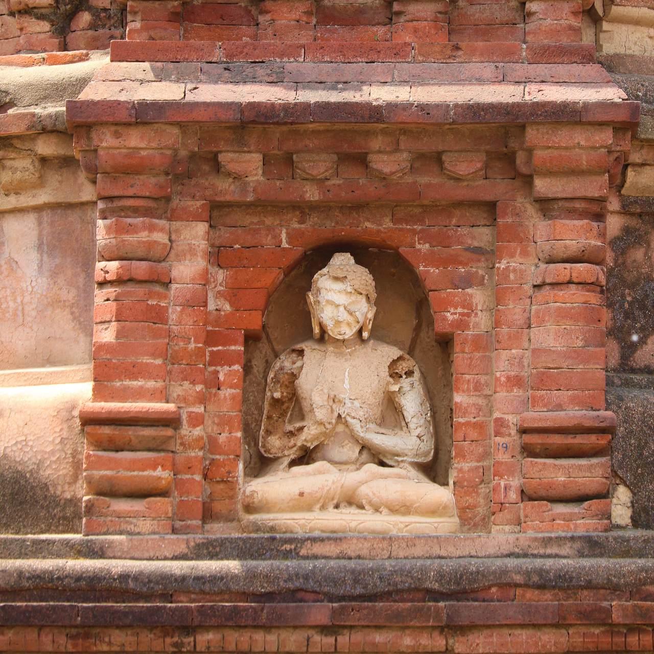 Nalanda Peregrinação Budista