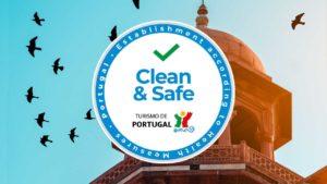 """Macro Viagens obteve certificação do Turismo de Portugal """"Clean & Safe"""""""