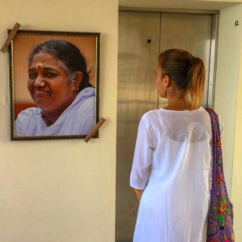 2.6 - Amma Ashram - Viagem India 2020